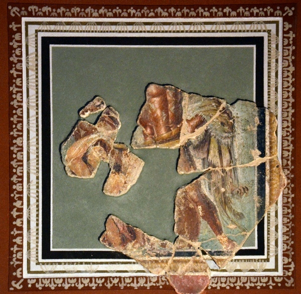 Strasbourg, Wall painting