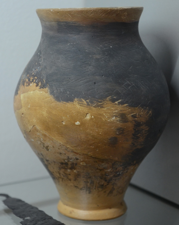 Prozor, Late Iron pottery