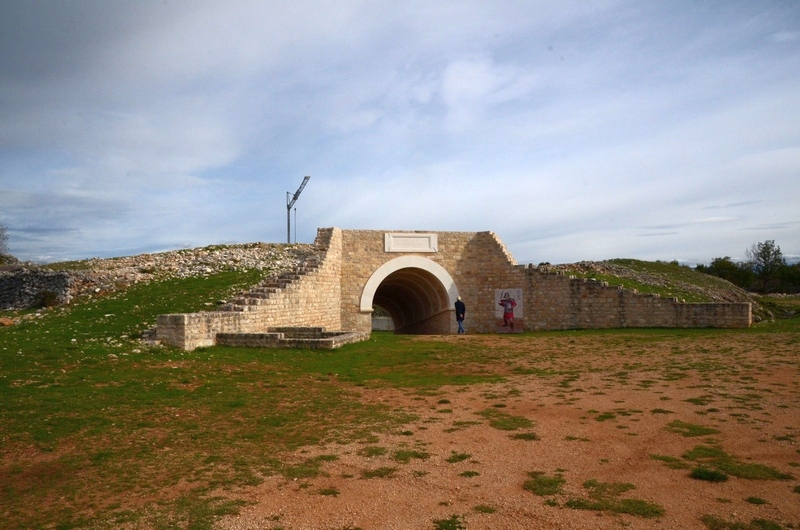 Burnum, Amphitheater (1)
