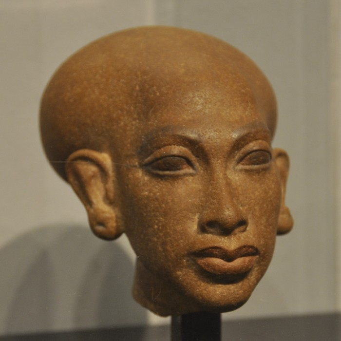 Amarna, Head of a princess