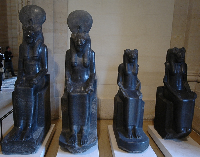 Statues of Sekhmet
