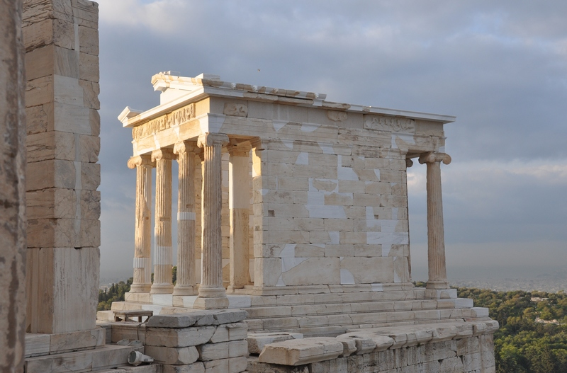 Athens, Acropolis, Temple of Nike (1)