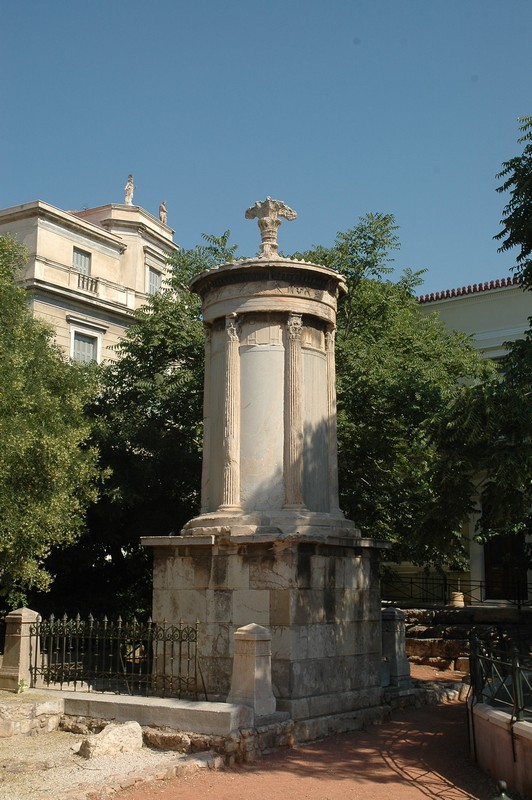 Athens, Monument of Lysicrates