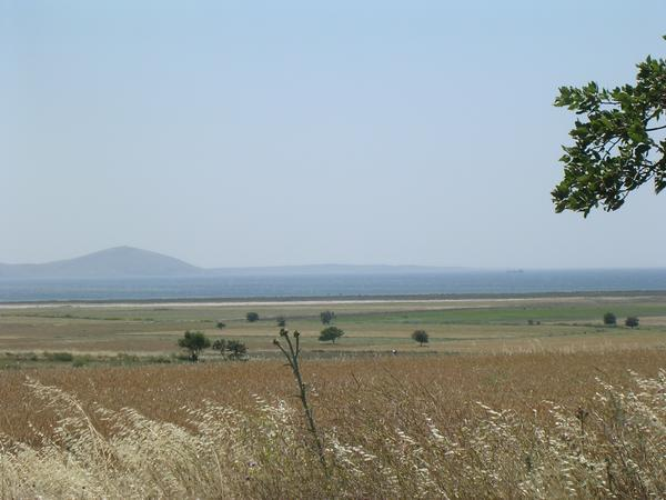 Tenedos from the east