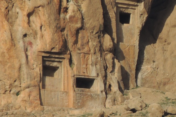 Eshaqvan Rock Tombs