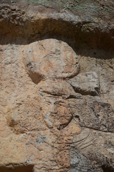Salmas, Shapur, portrait