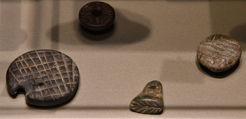 Byblos, Chalcolithic amulets