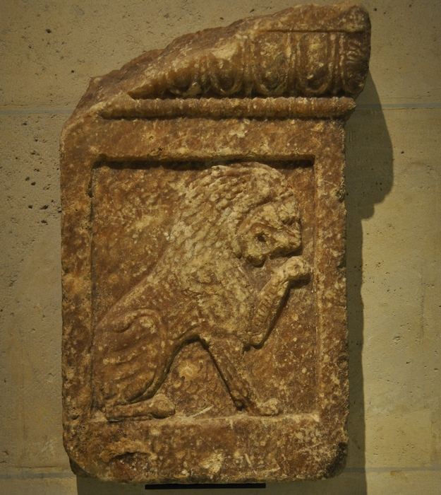 Byblos, Relief of a lion