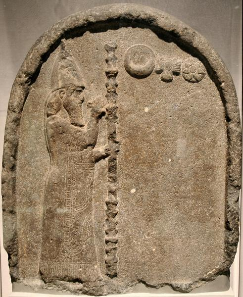 Relief of Nabonidus
