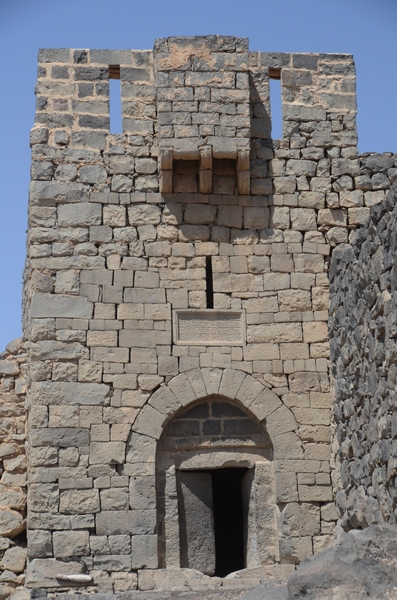 Qasr el-Azraq, south tower