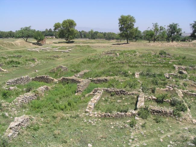 Bhir Mound, general view (2)