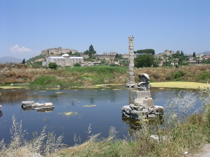 Ephesus, remains of the Artemision (3)