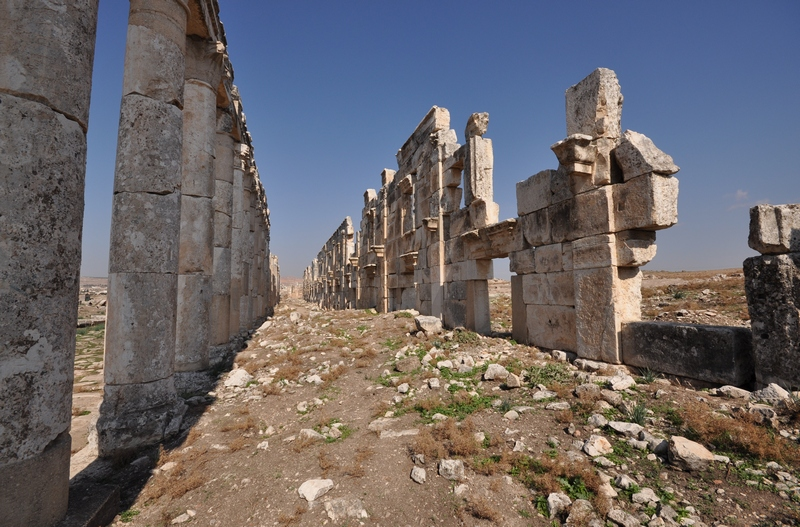 Apamea, Colonnaded Street (2)