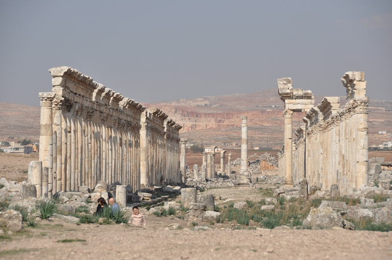 Apamea, Colonnaded Street (3)