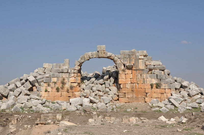 Apamea, North Gate (1)