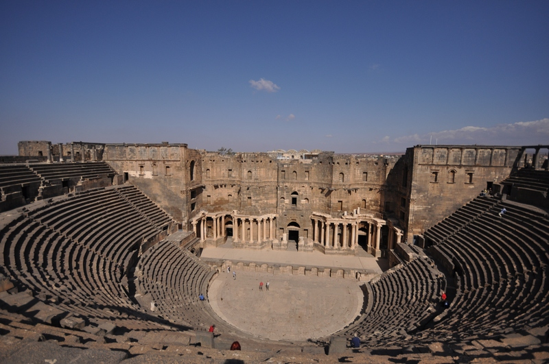 Bosra, Theater (2)