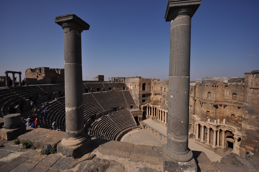 Bosra, Theater (3)