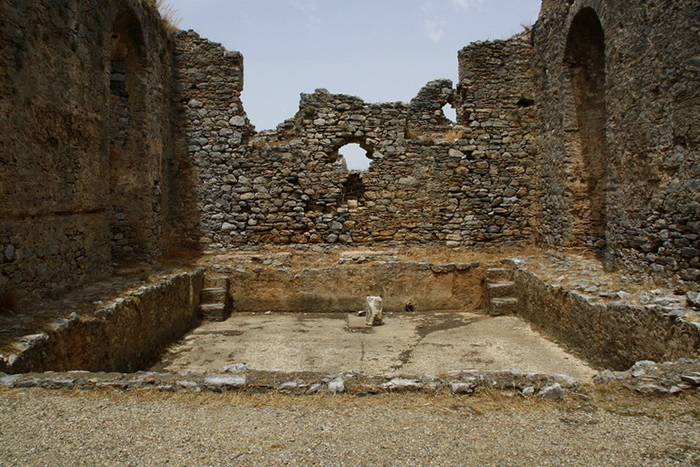 Anemurium, Baths (2)