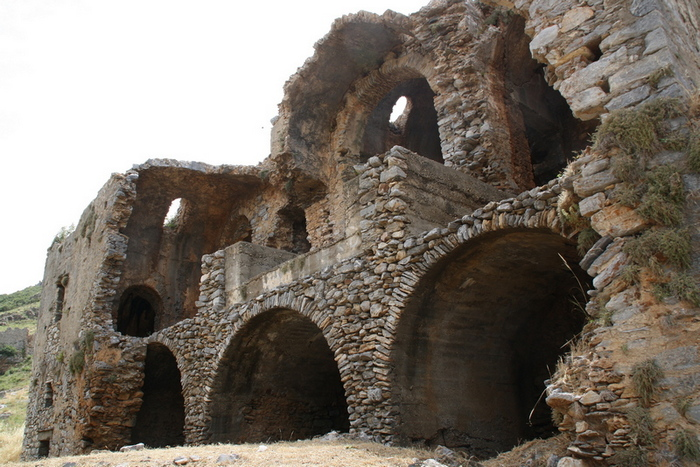 Anemurium, Baths (4)