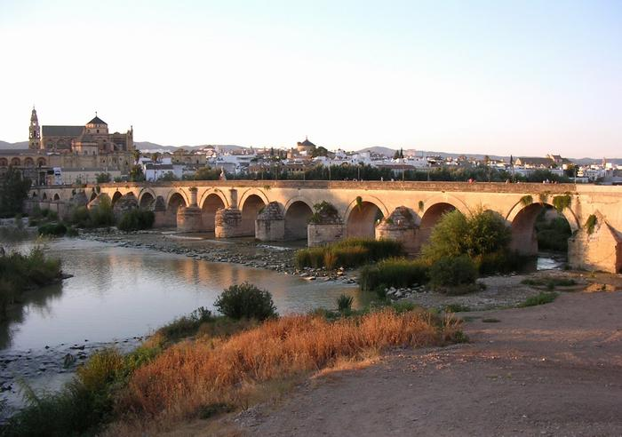 Córdoba, Roman bridge