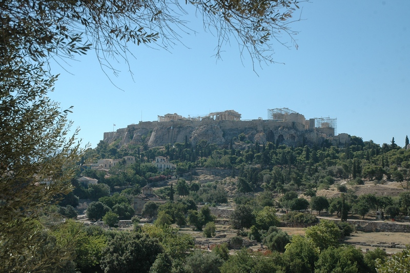 Athens, Agora and Acropolis