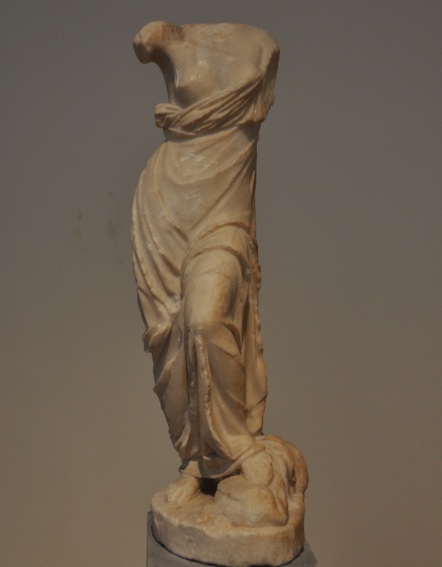 Argos, Theater, Statue of Aphrodite
