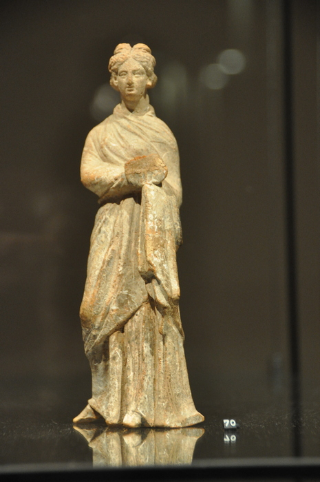 Boeotia, Statuette of a lady