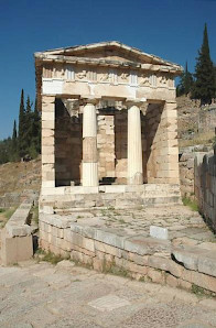 Treasury of the Athenians