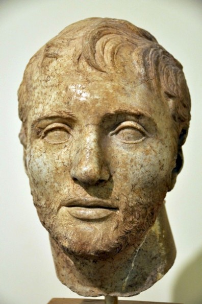 Bust of a Roman, probably Titus Flamininus
