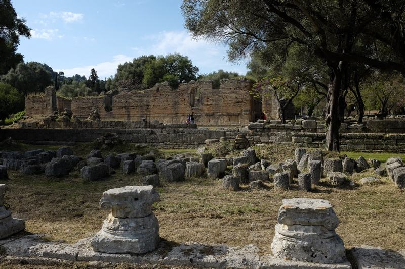 Olympia, Workshop of Phidias