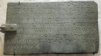 Imperator inscription