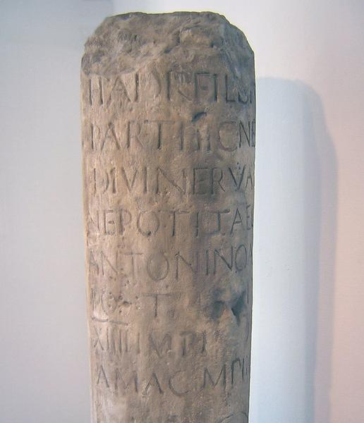 The Hague, Milestone of Antoninus Pius