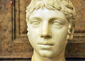a biography of marcus opellius Marcus opellius macrinus was the first emperor who was neither a  macrinus  was born in caesarea in mauretania around the year 165.