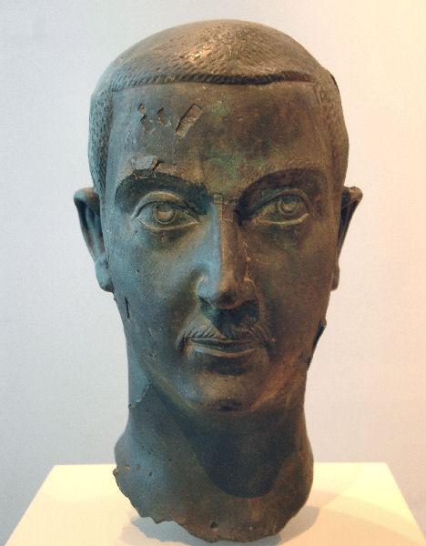 File:Emperor Gordian III, by the Gordian Master, Roman