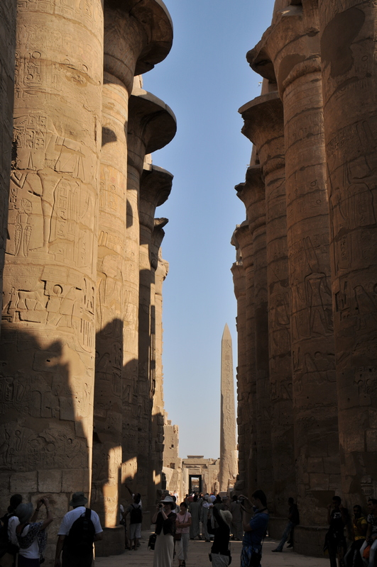Karnak, Temple of Amun, Hypostyle Hall