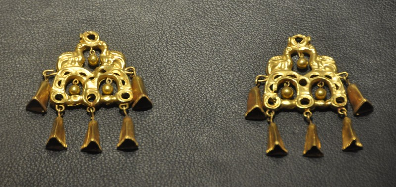 Byzantine jewelry from an Avar tomb
