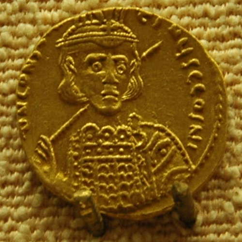 Constantine IV the Bearded (coin)