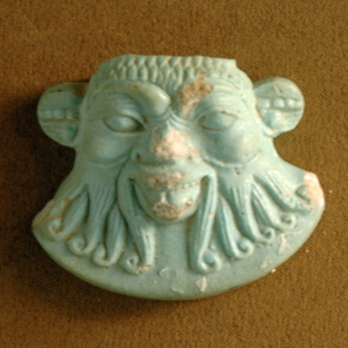 Amulet of Bes from Iran