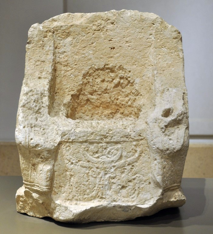 Sidon, Bustan esh-Sheikh, Throne of Astarte (2)
