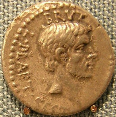 Coin of Brutus