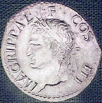 Coin of Agrippa