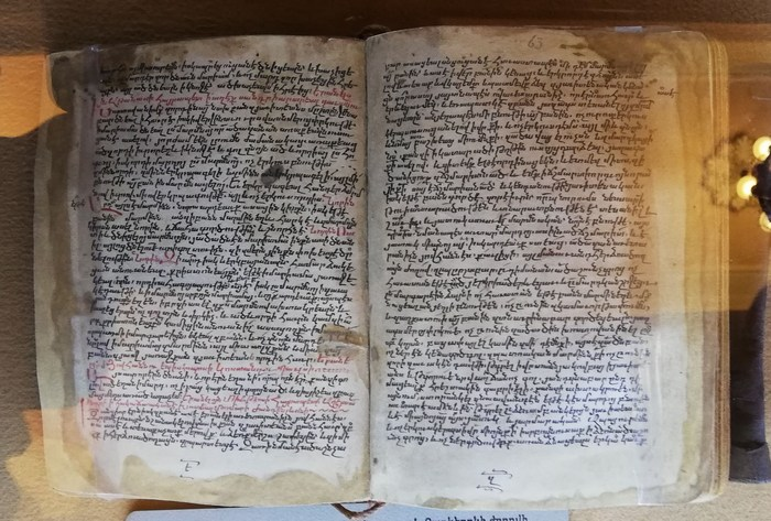 Armenian manuscript with Coptic Refutations of the Decisions of the Council of Chalcedon