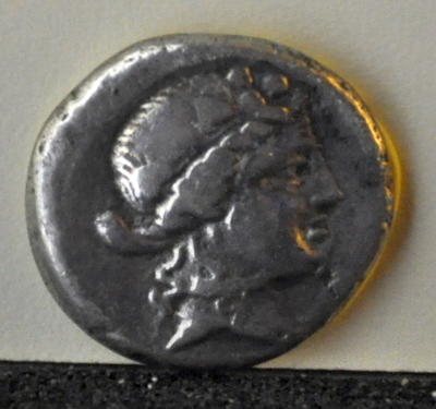 Prusias II the Hunter, coin