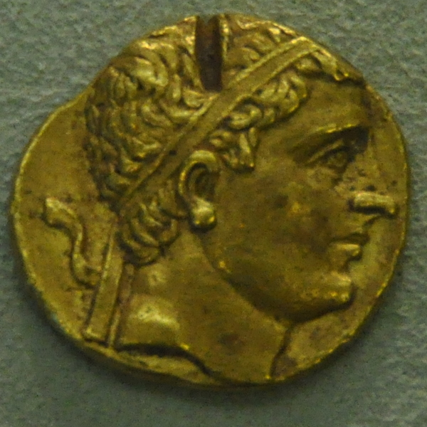 Diodotus I of Bactria, coin