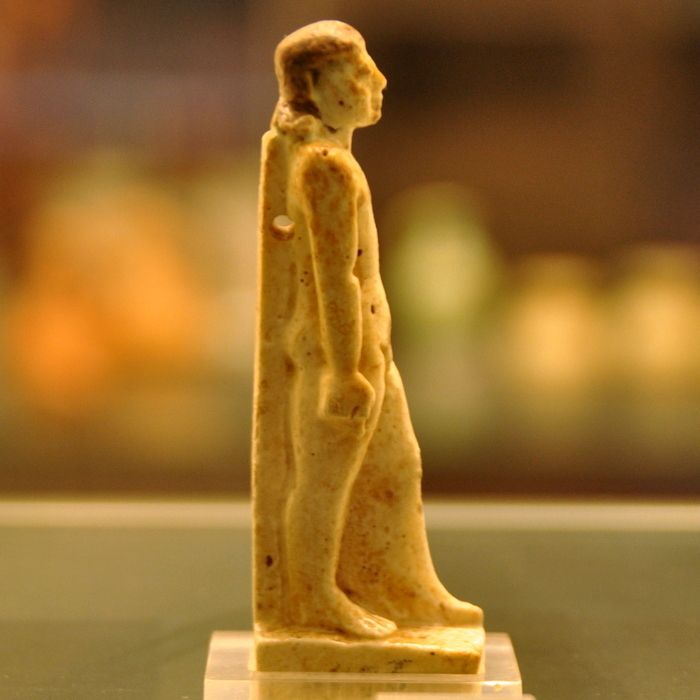 Rhodes, Egyptian-style statuette
