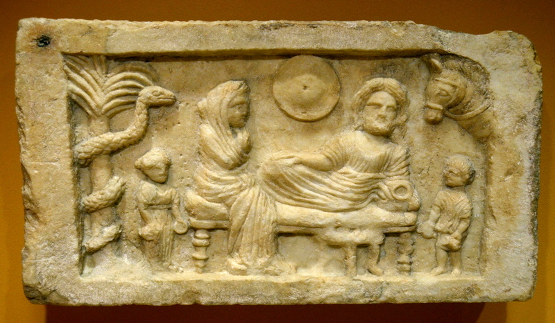 Rhodes, Relief of a Funeral Meal