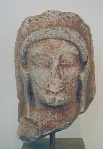 Lycian bust of Omphale