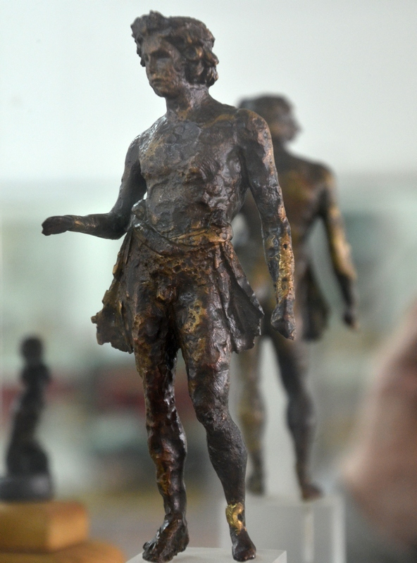 Tiddis, Statuette of a Young Man