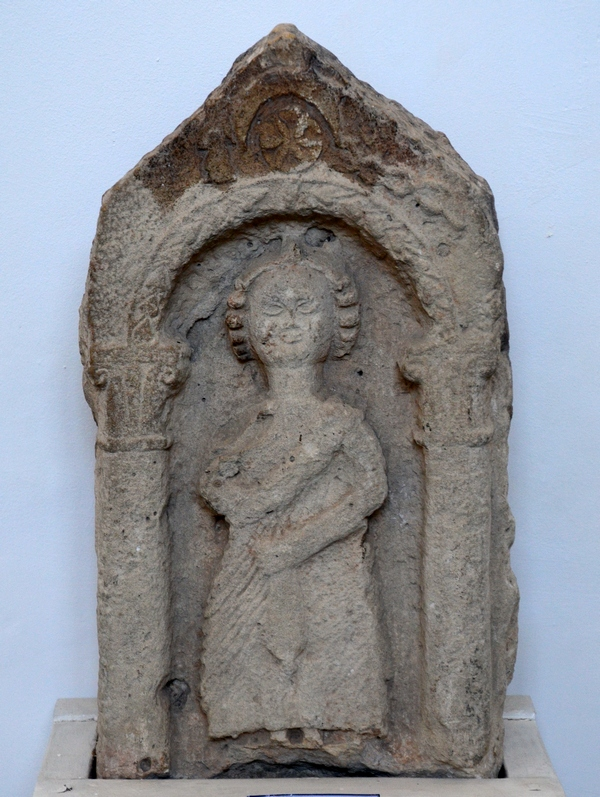 Icosium, Stela of a Punic lady