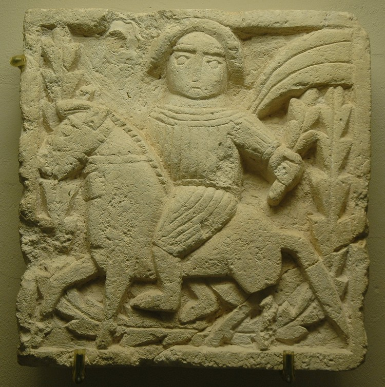 Coptic Relief of St.George